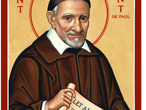 Novena k Sv. Vincentovi de Paul