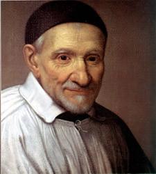 Modlitby k sv. Vincentovi