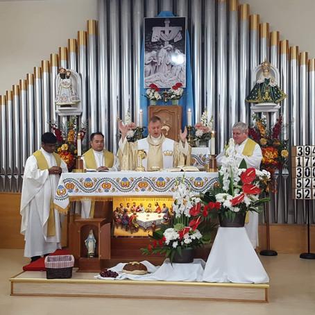 Odpustová slávnosť Sedembolestnej Panny Márie