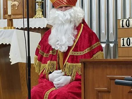 Sviatok svätého Mikuláša v slovenskej komunite veriacich v Chicagu - r.2020