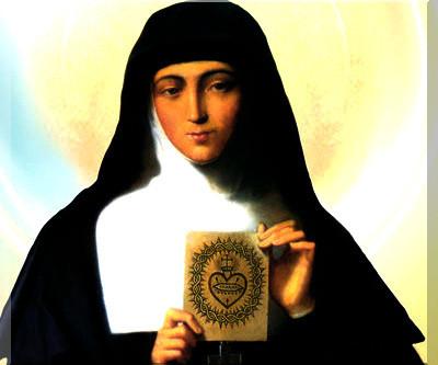 Úcta k Božskému Srdcu Ježišovmu a sv. Margita Mária Alacoque