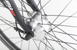 E-Bike Elektrische fiets Puch Ambient N8_Voormotor
