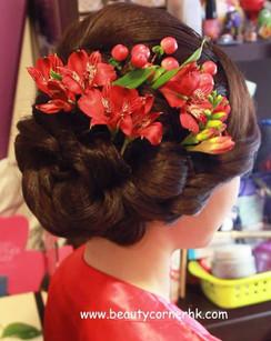 BEAUTYCORNERHK Makeup & Hair