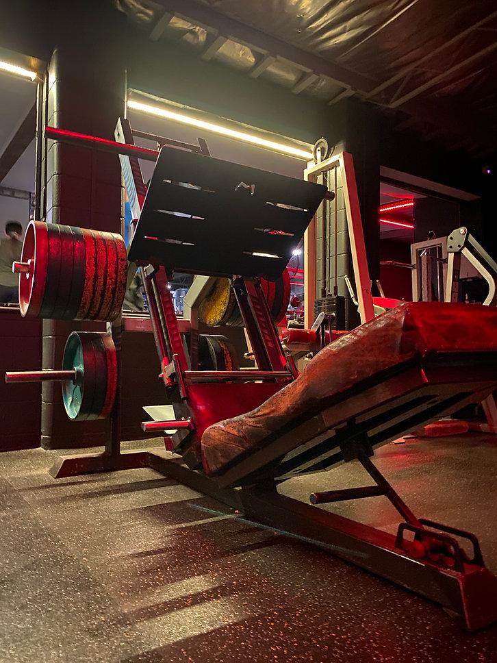 Powerhouse Leg Room