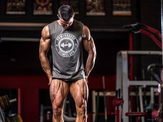 Bodybuilding transformations