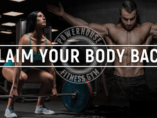 Claim Your Body Back!