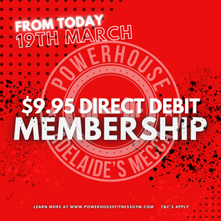 Sign up for $9.95pw  - Check out our t&c