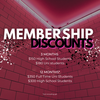 Discounted Memberships