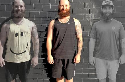 Jake Lowick's transformation