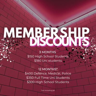 Discounted Membership