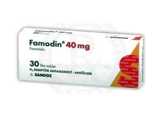 FAMODIN (famotidine) 40mg [30] Tabs (TK) - Special Access Scheme Only