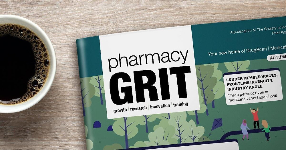 GRIT Autumn issue