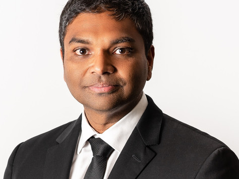 Pro-PG welcomes Dr Sree Appu as an addition to the Medical Advisory Team