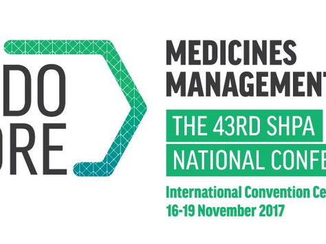 Pro Pharmaceuticals Group will attend the Medicines Management 2017 – The 43rd SHPA National Confere