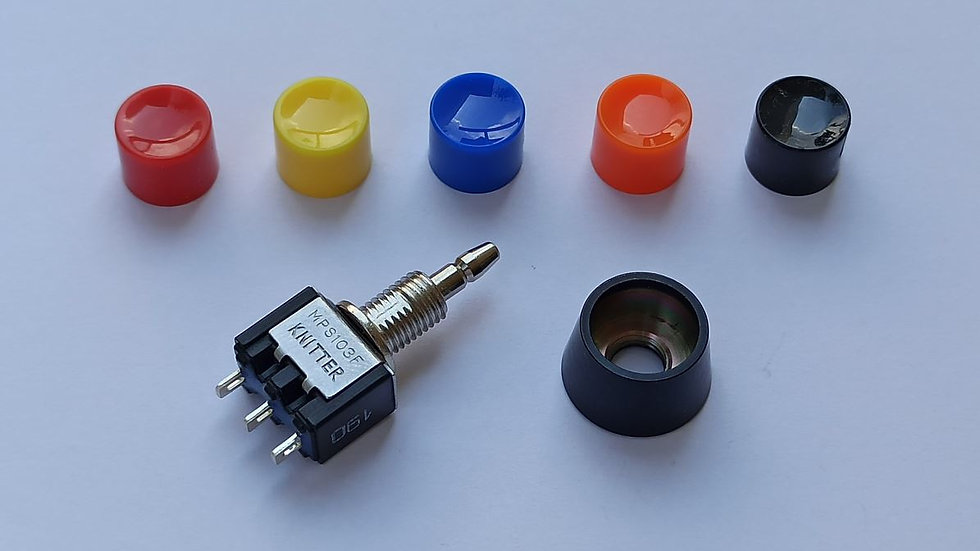 Push button MPS103F