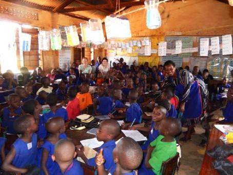 Volunteer Story - Dublin to Uganda and back