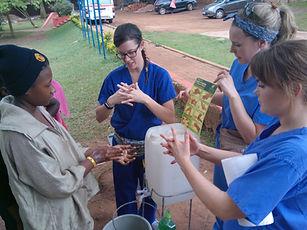 Nurture Africa Volunteering