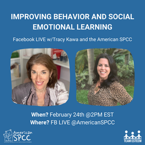 Improving Behavior and Social Emotional Learning - Interview with American SPCC