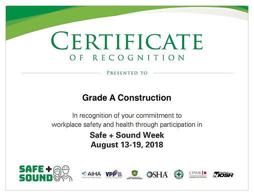 Safe + Sound Participant Certificate 1.j