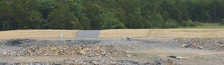 Grade A Construction Pond