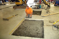 Grade A Construction Footer