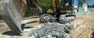 Grade A Construction Demo