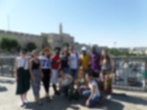 Onward NOAM Olami at Tower of David.JPG