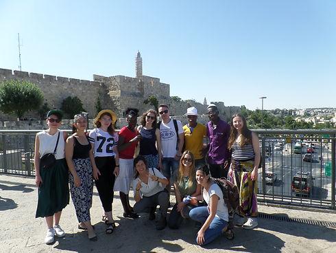 Onward NOAM Olami at Tower of David.JPG