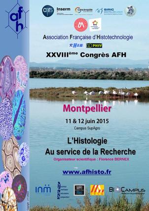 AFH 2015 à Montpellier