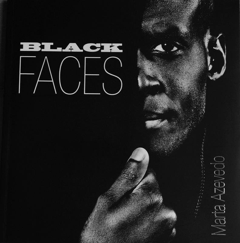 Livro Black Faces