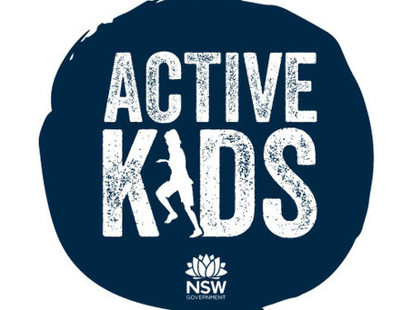 Active Kids Registration