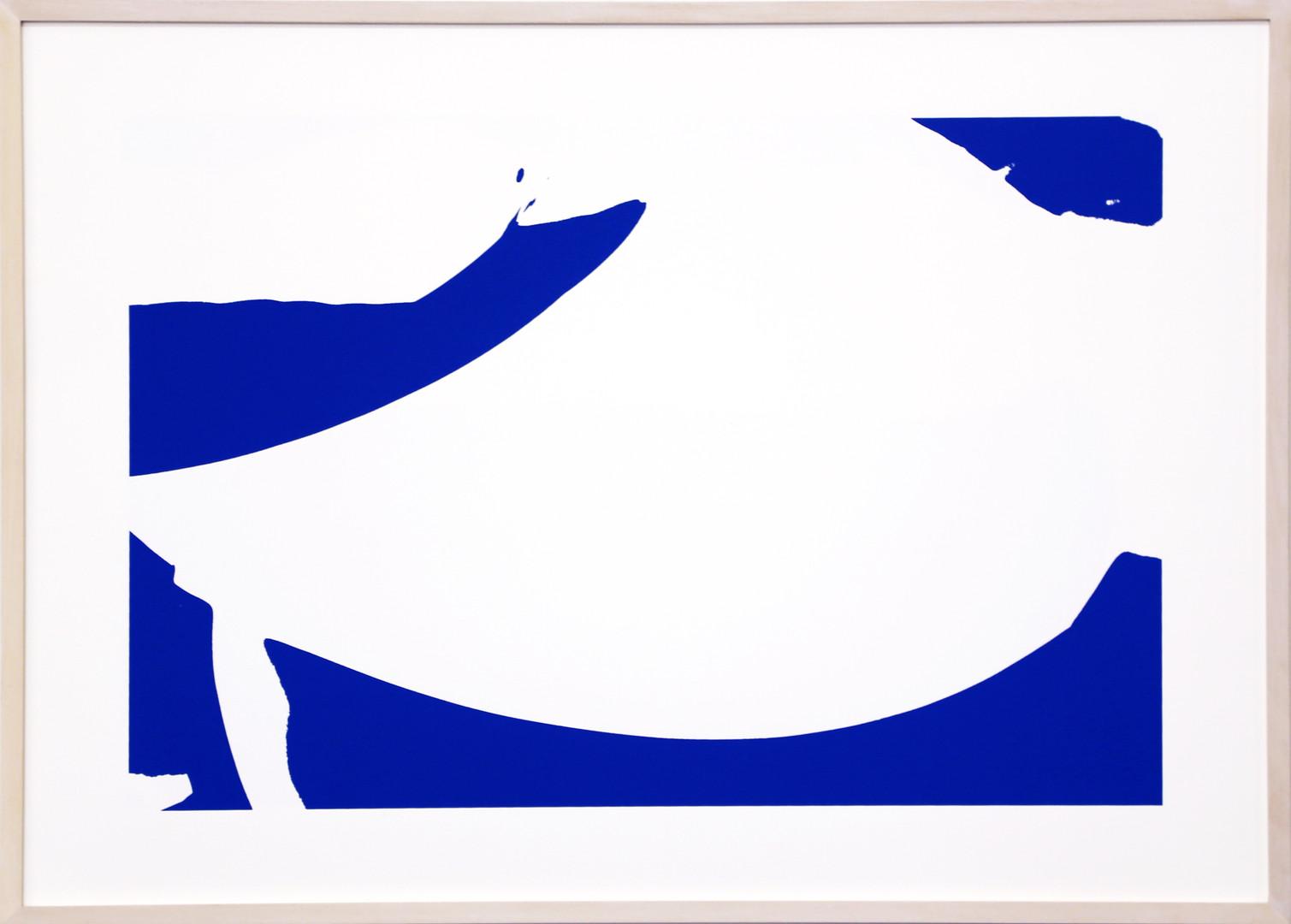 """Série """"Bleu"""", 2017"""