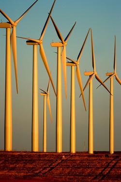 Windmills, Weatherford, OK