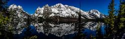 Jenny Lake Reflections