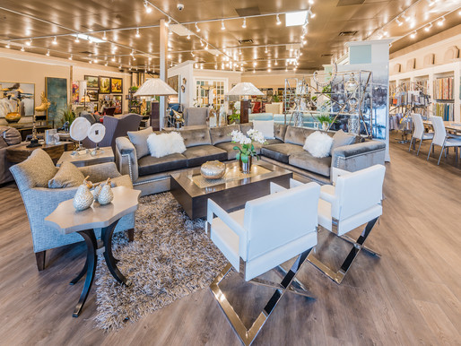 Photographing a Furniture Store