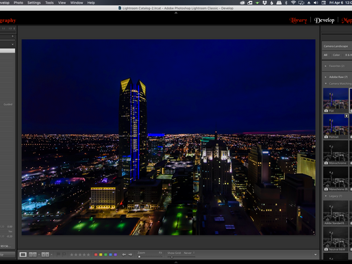 Problems With The New Adobe Profiles in Lightroom Classic and Photoshop