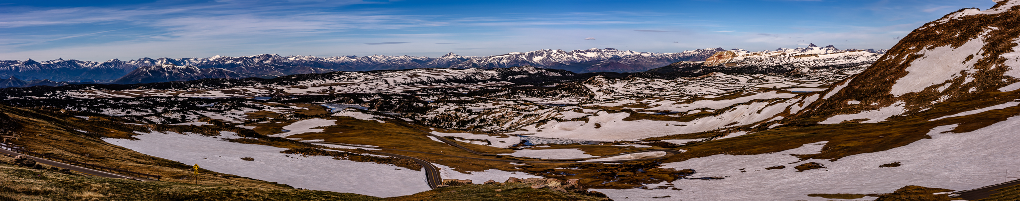 On the Beartooth Highway