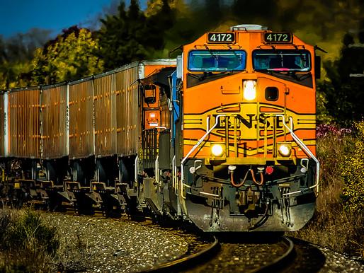 IT'S DANGEROUS, DAMNIT!! Now, get over it. Part 1 -- Trains