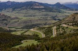 Chief Joseph Highway, MT.