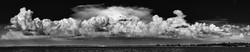 Storm over Lake Hefner