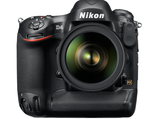 What does a Nikon camera have in common with a DeLorean?