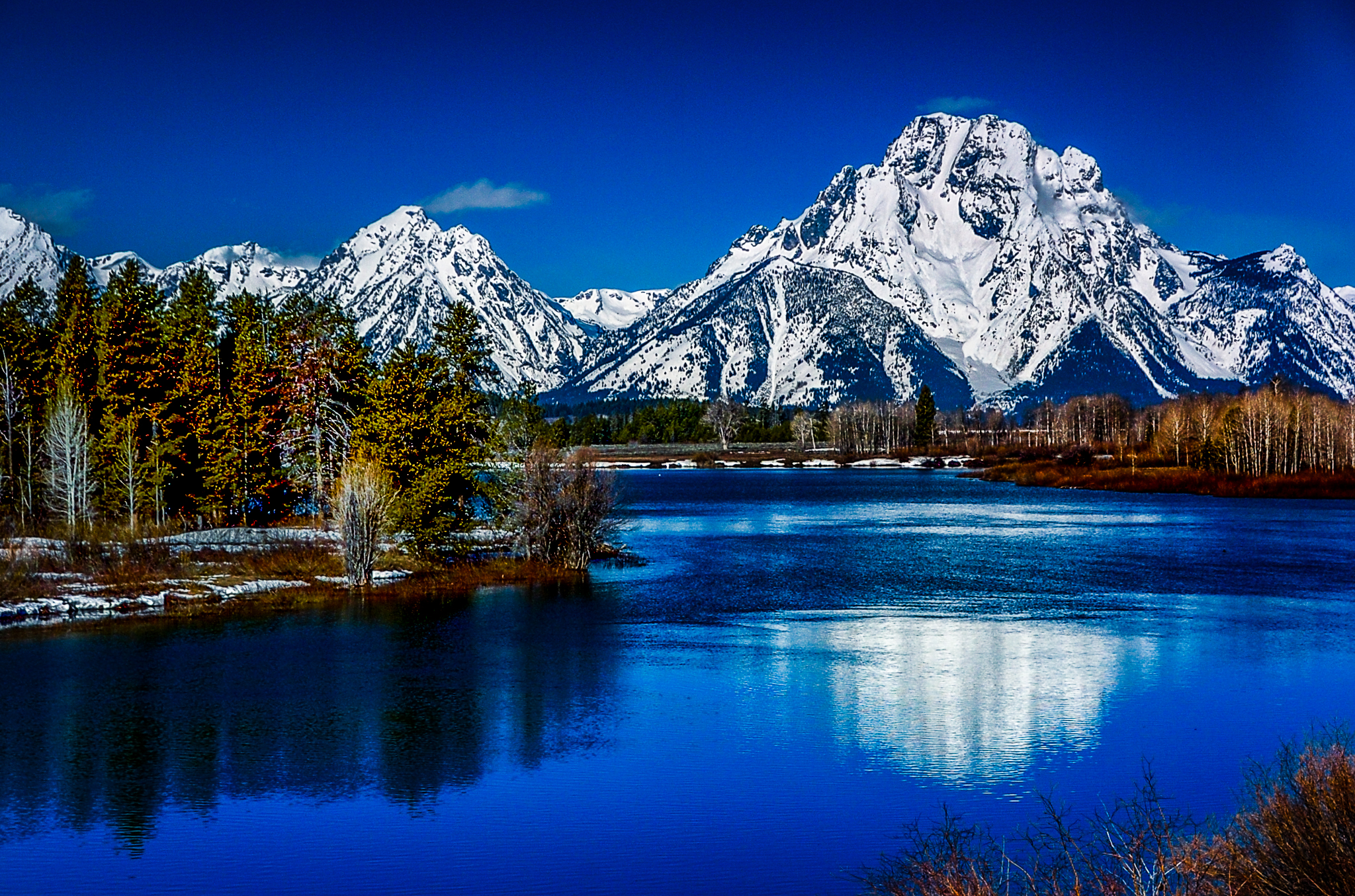 Ox Bow Bend