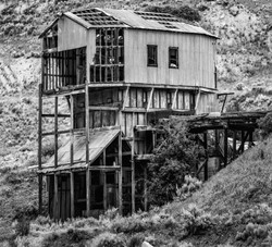 Smith coal mine, Red Lodge, MT
