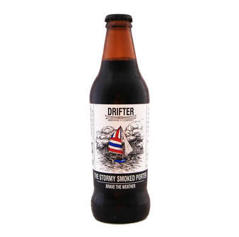Stormy Smoked Porter (case of 12) - Drifter Brewing Company