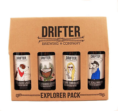 The Explorer Pack - Drifter Brewing Company