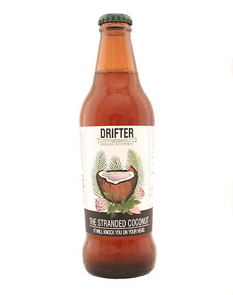 The Stranded Coconut - Drifter Brewing Company