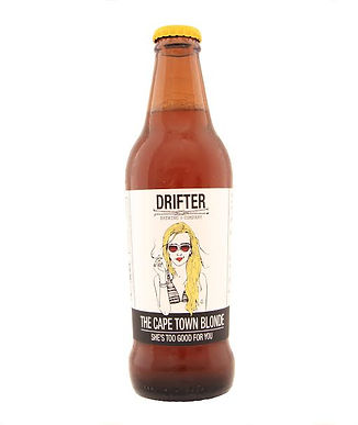 Cape Town Blonde - Drifter Brewing Company