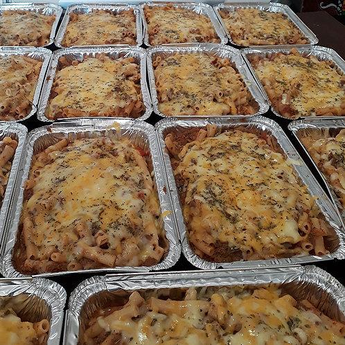 Ed's Meaty Mac n Cheese - 700g - Ed's Eezi Meals