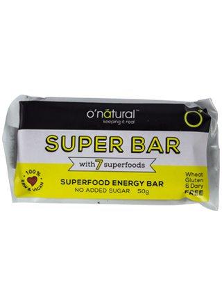 O'Natural - The Super Bar. 50g.
