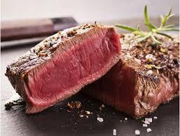 Fillet steak.